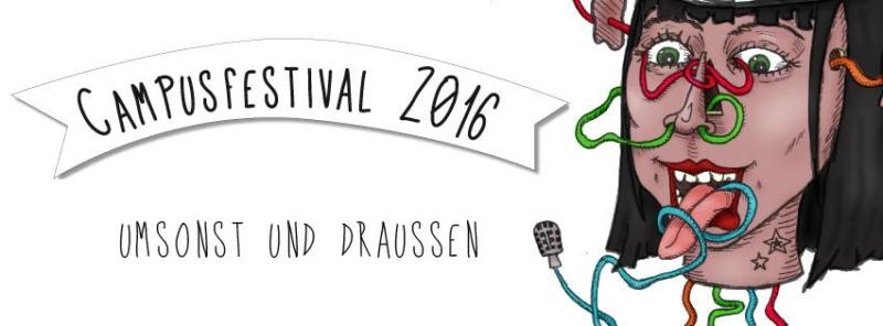 AStA präsentiert Campusfestival gegen Rassismus | 18.04.2016