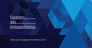 FACETTEN DES ANTISEMITISMUS @ Audimax, CAP 2. HÖRSAAL E | Kiel | Schleswig-Holstein | Deutschland