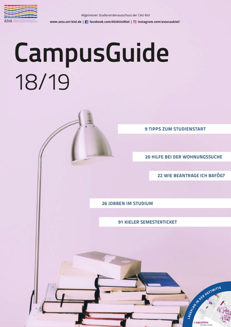 Neuer CampusGuide erscheint