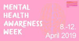 Mental Health Awareness Week @ CAU Kiel
