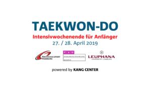 Taekwon-Do Intensivwochenende für Anfänger