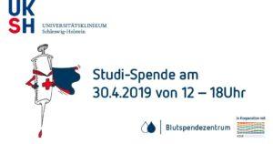 BlutspendeaktioninKooperationmit demUKSHBlutspendezentrum @ Citti-Park Kiel
